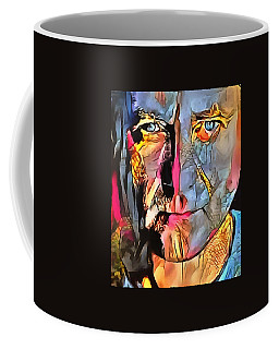 Phil Collins Portrait 03 Coffee Mug