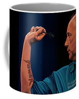 Phil Taylor The Power Coffee Mug