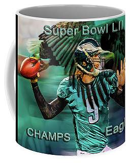 Philadelphia Eagles - Super Bowl Champs Coffee Mug