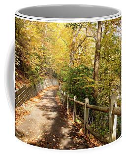 Philadelphia Landmark, Foot And Bicycle Path, Fairmount Park Coffee Mug