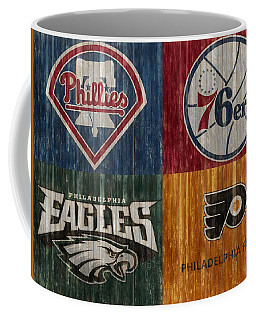 Philadelphia Sports Teams Coffee Mug