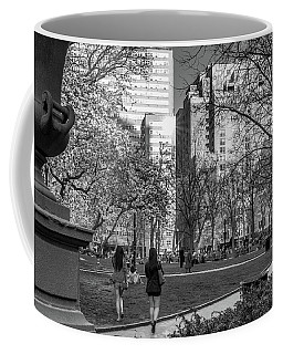 Coffee Mug featuring the photograph Philadelphia Street Photography - 0902 by David Sutton
