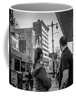 Coffee Mug featuring the photograph Philadelphia Street Photography - Dsc00248 by David Sutton
