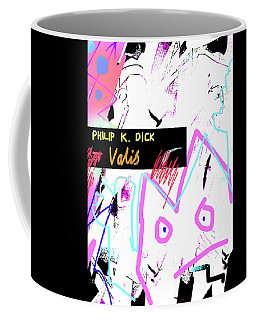 Philip K Dick Valis  Poster  Coffee Mug