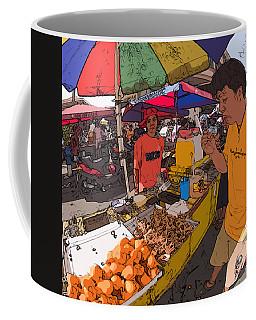 Philippines 1299 Street Food Coffee Mug
