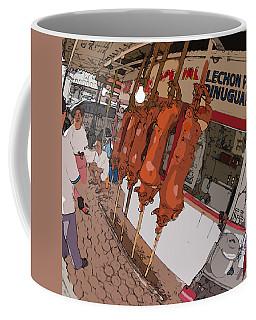 Philippines 4057 Lechon Coffee Mug