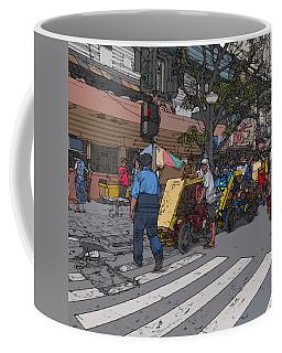 Philippines 906 Crosswalk Coffee Mug