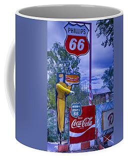 Phillips 66 Sign Coffee Mug