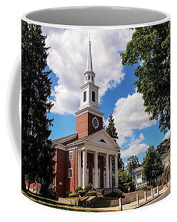 Phillips Stevens Chapel, Williston Northampton School, Easthampton, Ma Coffee Mug