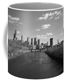Philly B/w Coffee Mug