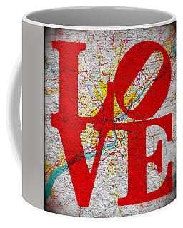 Philly Love V1 Coffee Mug