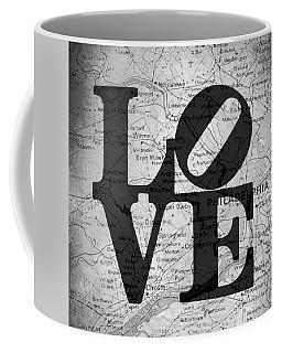 Philly Love V13 Coffee Mug