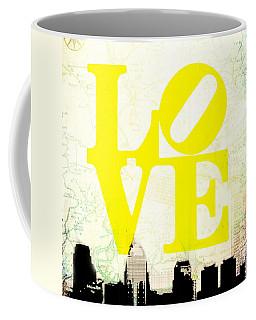 Philly Love V14 Coffee Mug