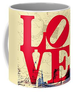 Philly Love V3 Coffee Mug
