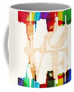 Philly Love V5 Coffee Mug