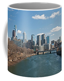 Philly Winter Coffee Mug