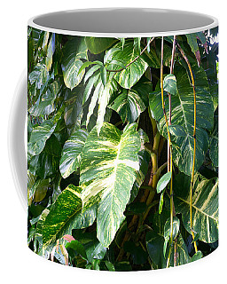 Philodendron Coffee Mug