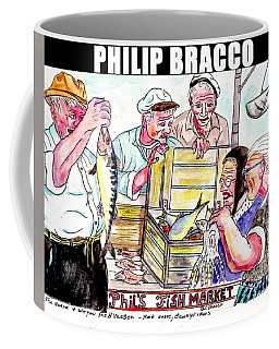 Phil's Fish Market Coffee Mug