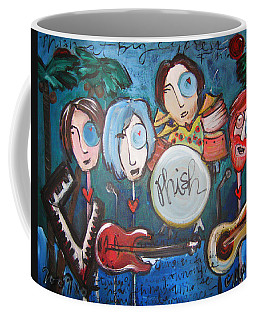 Phish At Big Cypress Coffee Mug