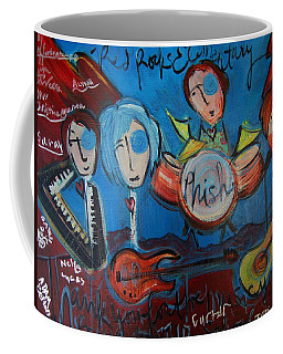 Phish For Red Rocks Amphitheater Coffee Mug