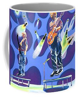 Phish Tramps Coffee Mug by Joshua Morton