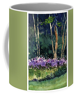 Phlox Meadow, Harrington State Park Coffee Mug