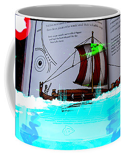 Phoenician Night Voyagers  Coffee Mug