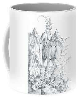 Pholus The Centauras Coffee Mug