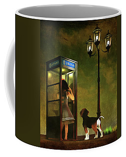 Phoning Home Coffee Mug