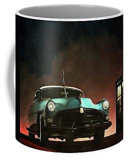 Phoning Woman Coffee Mug