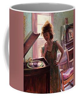 Phonograph Days Coffee Mug