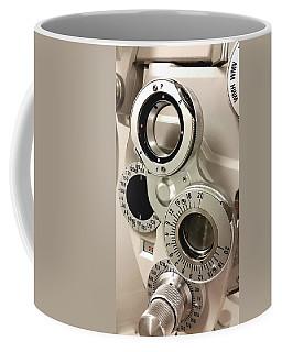 Phoropter Coffee Mug