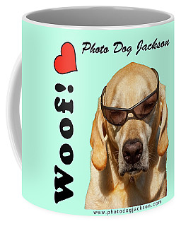 Photo Dog Jackson Mug Coffee Mug