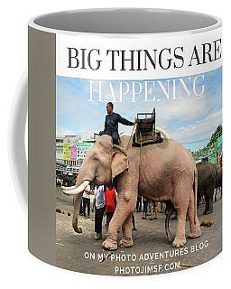 Coffee Mug featuring the photograph #photoadventure #travel #thailand by Mr Photojimsf