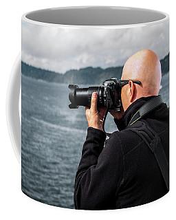 Photographer At Work Coffee Mug