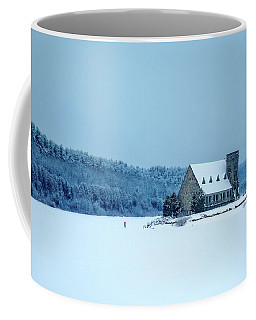 Photographer On Thin Ice Coffee Mug
