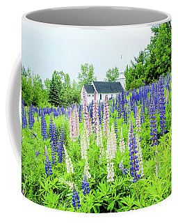 Coffee Mug featuring the photograph Photographers Dream Or Allergy Nightmare by Greg Fortier
