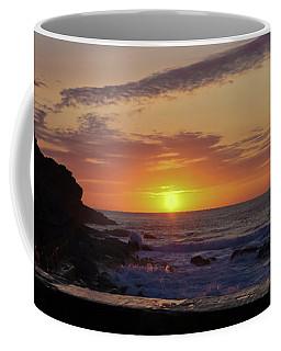 Photographer's Sunset Coffee Mug by Terri Waters