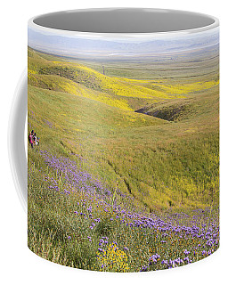 Coffee Mug featuring the photograph Photographing Carrizo by Marc Crumpler
