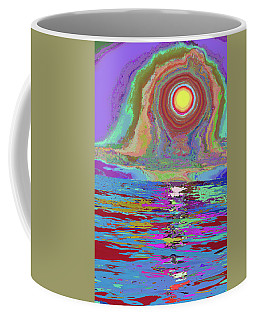 Photosynthesized In Vibrant Color V3 Coffee Mug