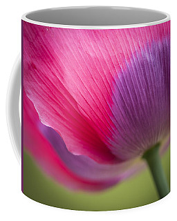 Poppy Close Up Coffee Mug