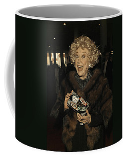 Phyllis Diller Coffee Mug by Nina Prommer