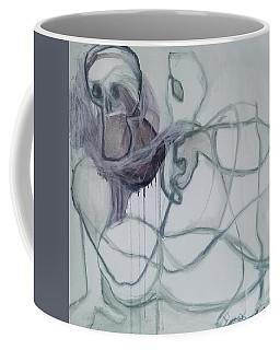Physical Integrity Beneath Coffee Mug