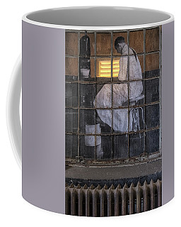 Physician In The Window Coffee Mug
