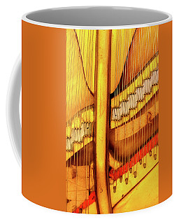 Piano 1 Coffee Mug by Rebecca Cozart