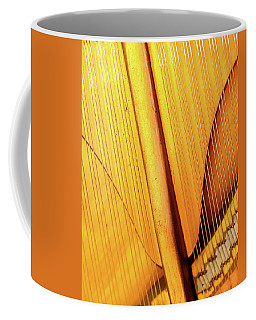 Piano 3 Coffee Mug by Rebecca Cozart
