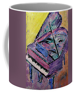 Piano Pink Coffee Mug