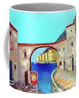 Piazza Del La Artista Coffee Mug