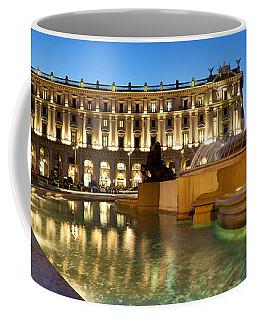 Piazza Della Repubblica Coffee Mug