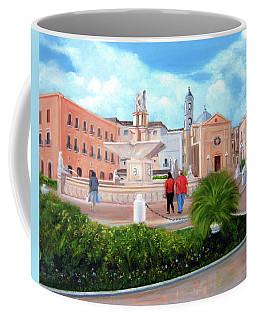 Piazza Mola Di Bari Coffee Mug